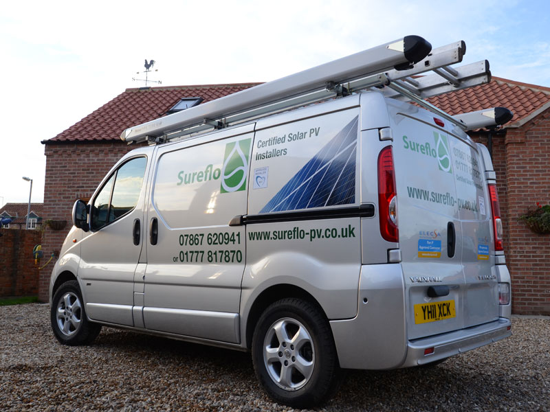 Vehicle Graphics, van livery, vehicle livery, magnetic signs ...
