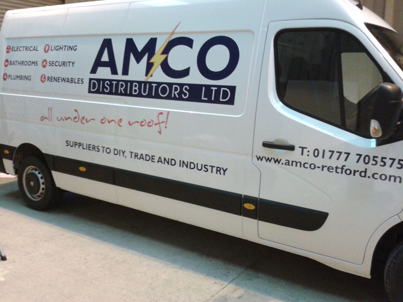 Vehicle Graphics Van Livery Vehicle Livery Magnetic